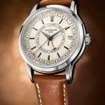 Primer reloj de acero de Patek Philippe Calatrava Calendario Semanal Referencia 5212A-001
