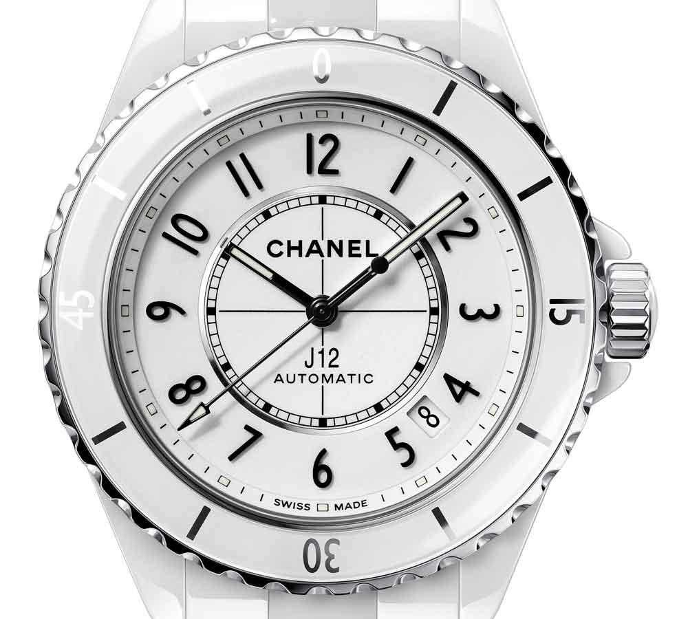 Nuevo reloj Chanel 12 2019 cerámica blanca