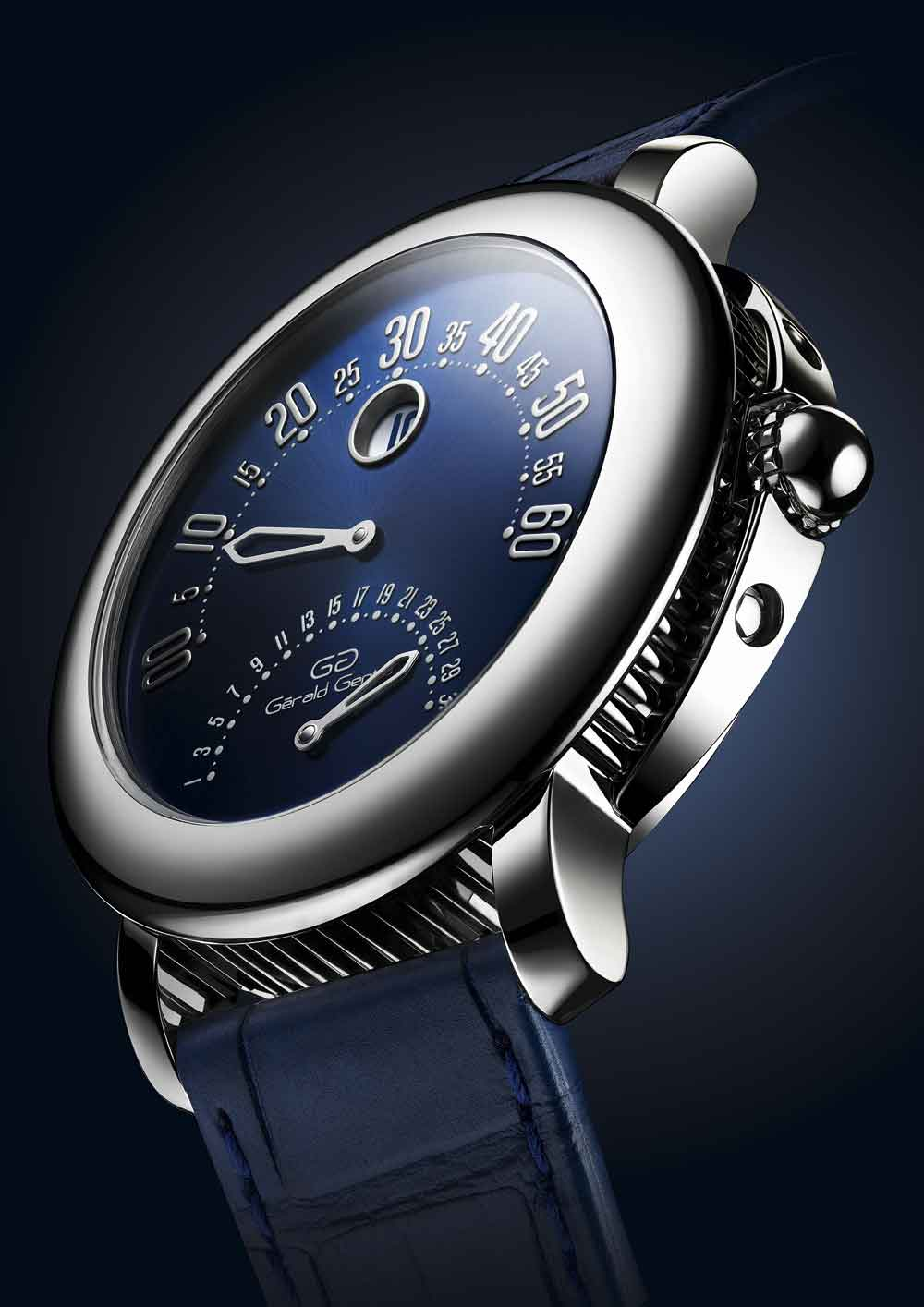 Reloj Bulgari 50 aniversario Gerald Genta
