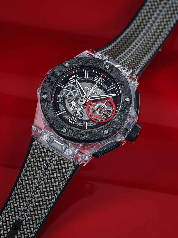 Reloj Hublot BIG BANG SCUDERIA FERRARI 90TH ANNIVERSARY 3D SAPPHIRE