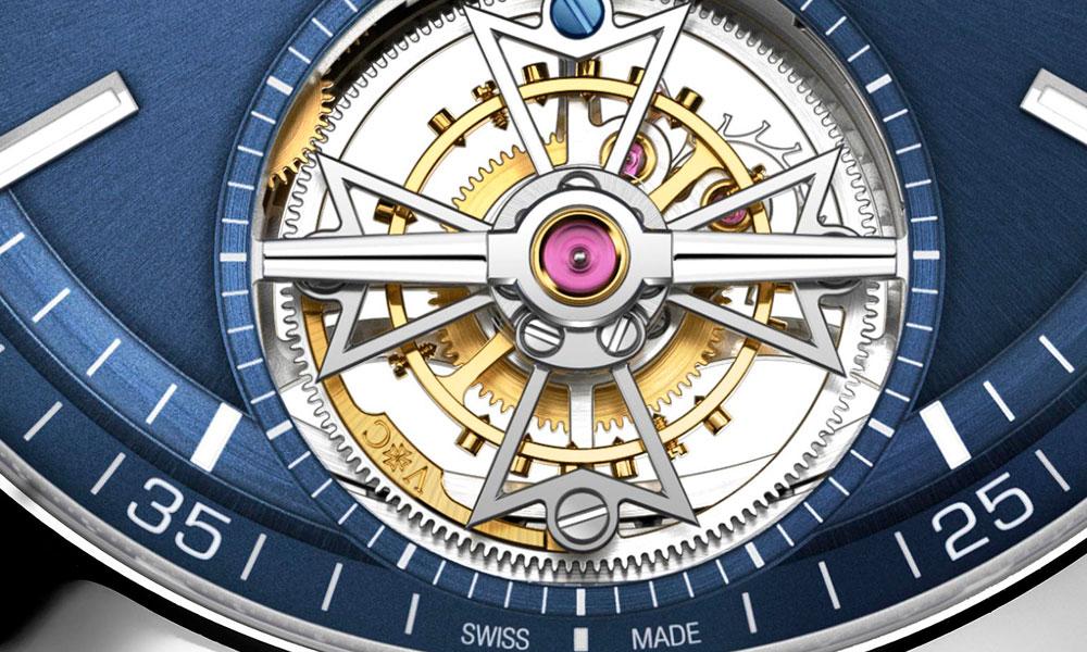 reloj Overseas de Vacheron Constantin con tourbillon