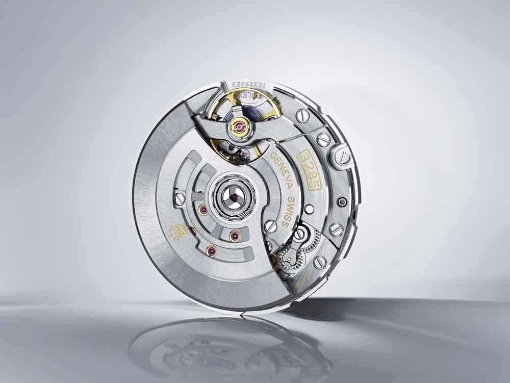 calibre Perpetual 3285 de Rolex