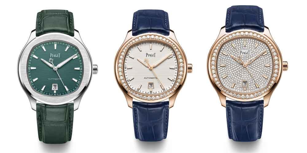Nuevos relojes deportivos lujo Piajet Polo 42 versiones 2019