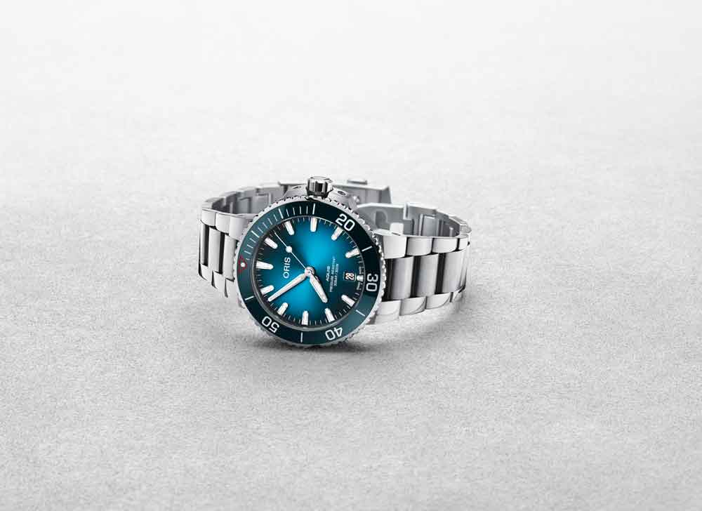 Reloj de buceo Oris Clean Ocean Limited Edition