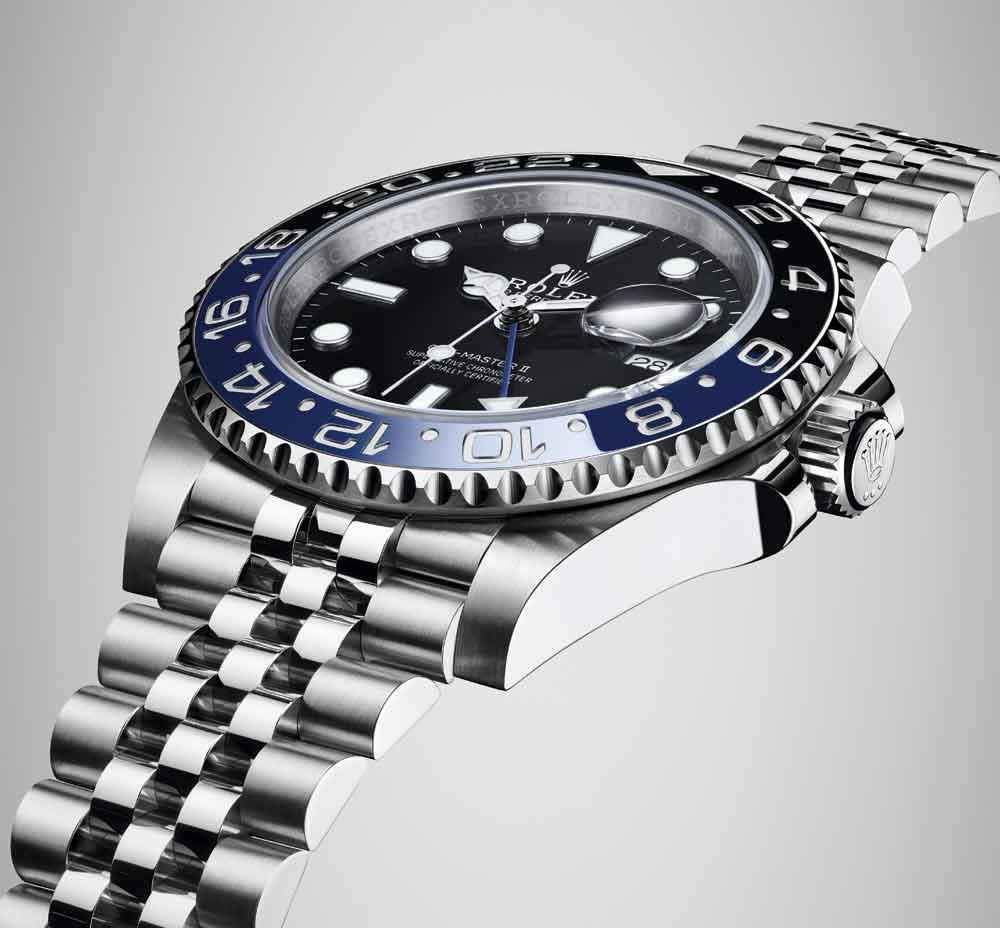 Reloj para viajeros Rolex Oyster Perpetual GMT-Master II