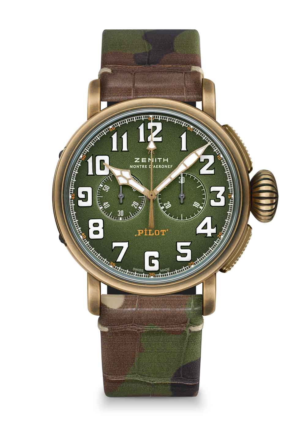 Reloj Zenith Pilot Type 20 Adventure
