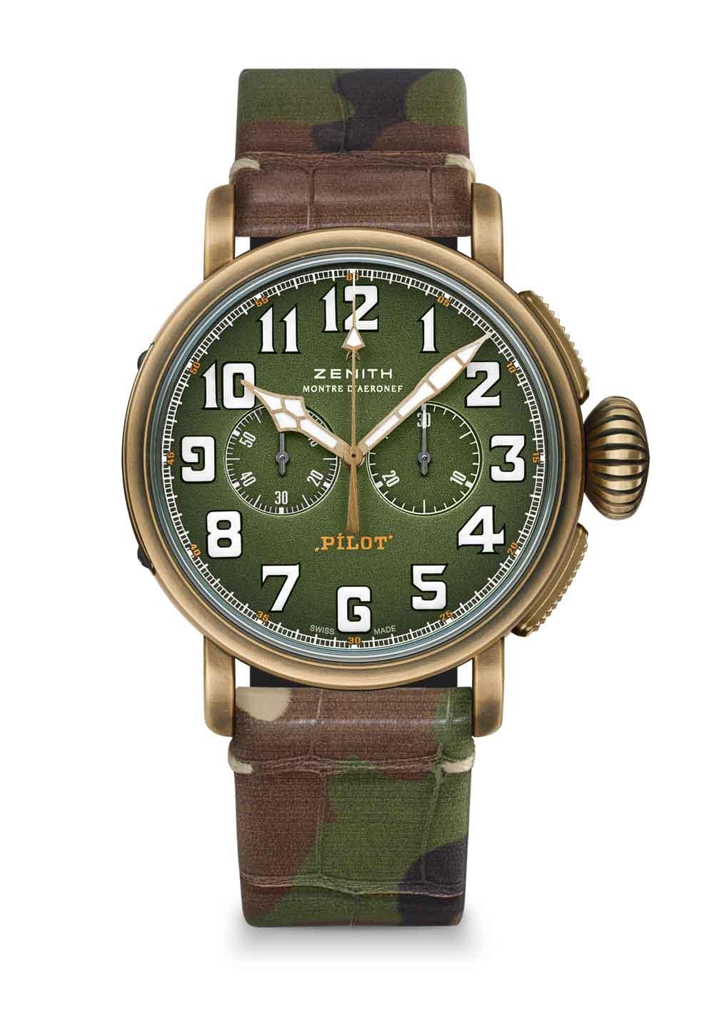 Reloj Zenith Pilot Type 20 Adventure